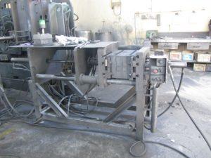 Máquina Coquilladora Horizontal